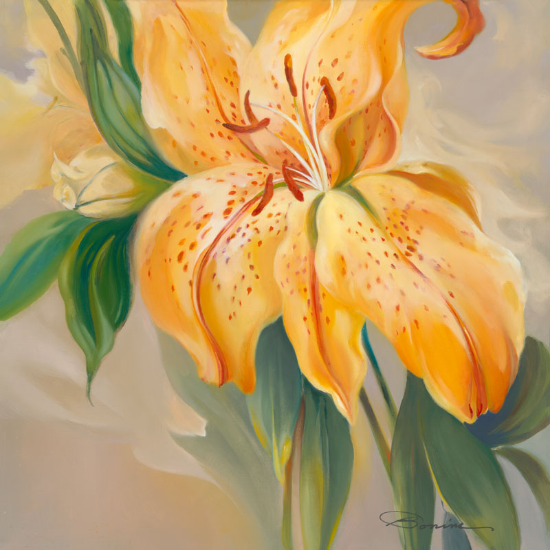 Consider the Lilies . . .